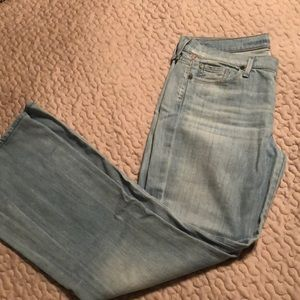 Citizens of Humanity Low Rise Kelly Jeans